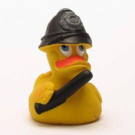 Police Duck - Bild vergrößern