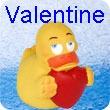 Valentine Badeenten