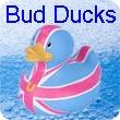 Bud Ducks Badeenten