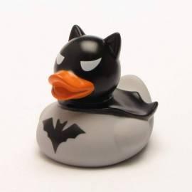 Dark Duck Quietscheente grau - Bild vergrößern