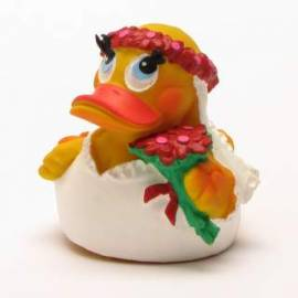 Braut Duck - Bild vergrößern