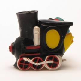 Lokomotive Badeente - Bild vergrößern