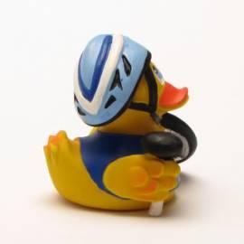 Biker Duck - Bild vergrößern