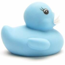 Badeente Murieli blau 5,5 cm - Bild vergrößern