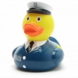Badeente Polizist - Bild vergrößern