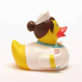 Krankenschwester Badeente - Bild vergrößern