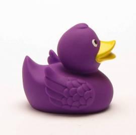 Quietscheente violett - Bild vergrößern