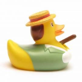 Cambridge Punting Duck Badeente - Bild vergrößern