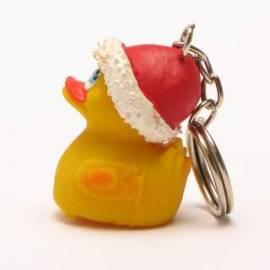 Weihnachtsmann Schlüsselanhänger - Bild vergrößern