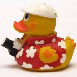 Fahr in den Urlaub Duck - Bild vergrößern